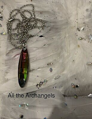 Code 544 Magic Necklace All the Archangels Charged N Infused Reiki Pagan New Age