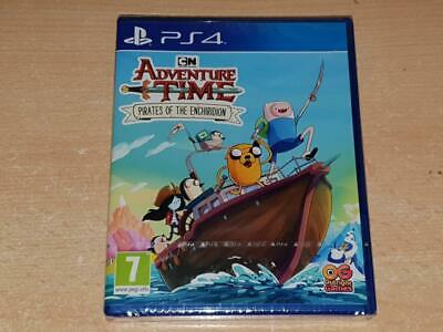 Adventure Time Pirates of the Enchiridion PS4 Playstation 4 **NEW & SEALED**