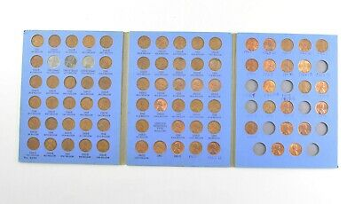 Complete 1941-58 Lincoln Wheat Cent Set - Includes 1943 Steel Cents! *916