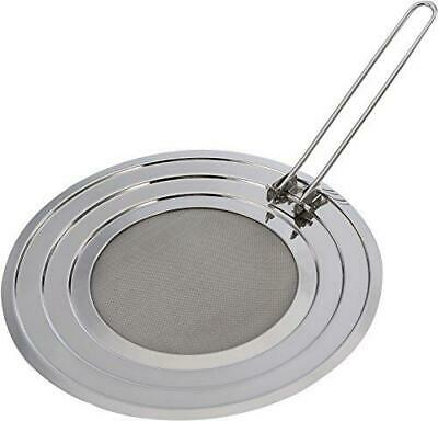 Pro Chef Kitchen Stainless Steel Cooking Grease Mess Eliminator Splatter Scree..