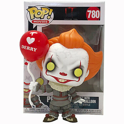 Funko Pop ! Movie IT Chapter2-Pennywise w/Balloon #780