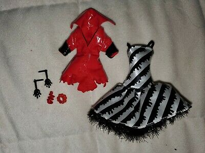 Monster High Sweet Screams Frankie Stein Doll Outfit