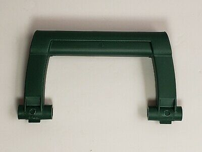 732 Plano Large Fishing Tackle Lure Box Green Top Lid Carrying Handle