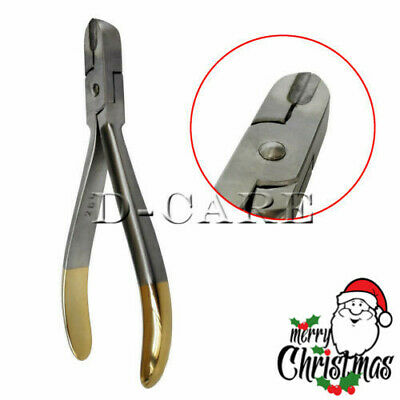 NEW Dental Distal Hard Wire Cutter Plier TC Orthodontic Instruments 2002 - #2 DC