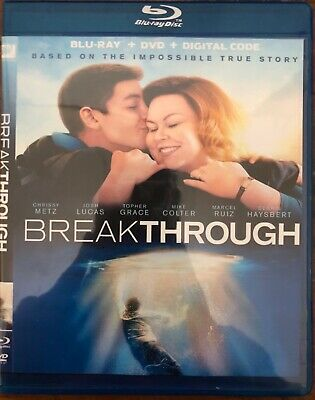 Breakthrough *2019 4K Ultra HD blu-ray (2D) REGION FREE