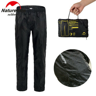 ADIDAS CLIMAPROOF MENS Waterproof Pants Black Rain Pant ...