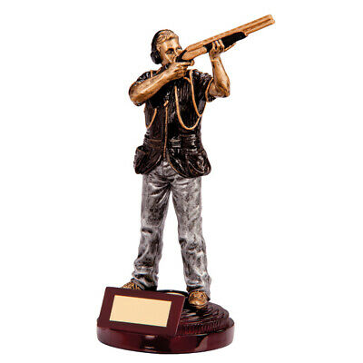 Motion Extreme Clay Pigeon Figure 215mm FREE Engraving