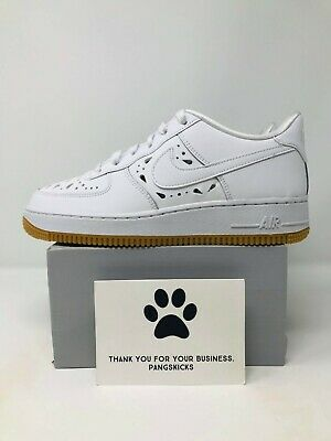 NEW NIKE YOUTH Air Force 1 High WB GS Shoes (922066 600