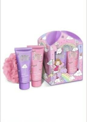 2 Brand New Glitter Fairies Luxury Bathing Set From Next