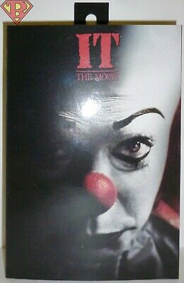 """ULTIMATE PENNYWISE VERSION 2 IT The Movie 1990 7"""" Scale Action Figure Neca 2019"""