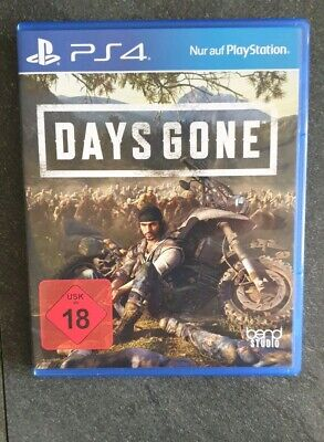 Days Gone (PS4, Playstation 4)