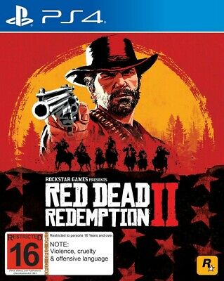 Red Dead Redemption 2 PS4 - UK