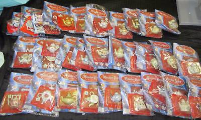 The miniature teapot collection  HACHETTE.Brand new in Packets, never opened.