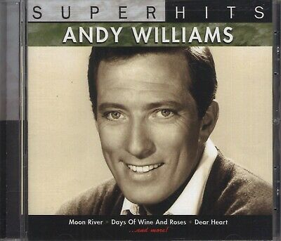 Andy Williams ‎– Super Hits [New & Sealed] CD