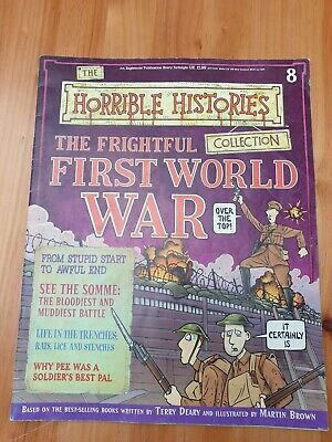 Horrible History Collection Issue #8