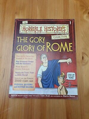 Horrible History Collection Issue #1