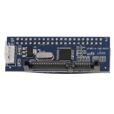 1X(Ide To Sata 3.5 Inch Hard Drive Or Optical Drive Adapter Converter Card D4C1