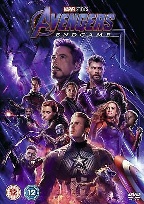 Avengers Endgame New DVD / Free Delivery