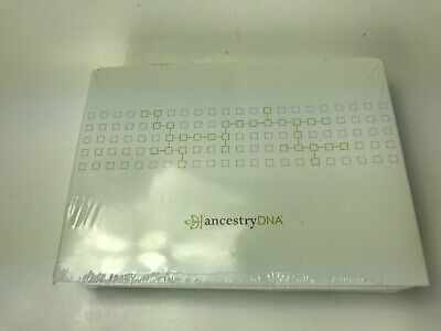 Ancestry dna Genetic Testing DNA Ancestry Test Kit Original New Sealed Free Ship