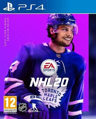 NHL 20 PS4 NEU OVP Playstation 4 Eishockey