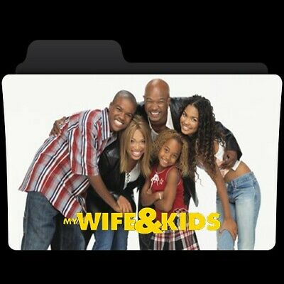 My Wife And Kids Season 1-5 For Pc/Laptops (720p HD) PLEASE READ DESCRIPTION