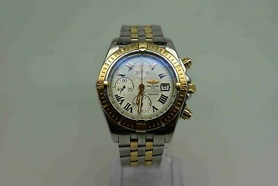 Breitling Chronomat Evolution - Gold - No box or papers