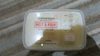 Melt And Pour Crystal  Soap Base Craft Soap Making