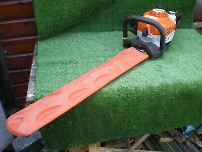 "Stihl Hs82T 2 Stroke Petrol Hedge Cutter Trimmer New 24"" Inch Blade Vat Inc Sra1"
