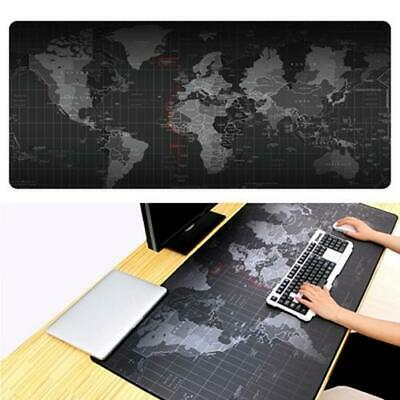 70CM x 30CM EXTRA LARGE XL GAMING MOUSE PAD MAT FOR PC LAPTOP MACBOOK ANTI-SLIP