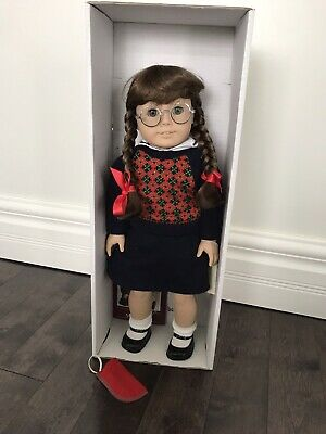 American Girl Doll  Historical Molly Retired