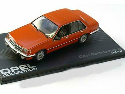 voiture 1//43 IXO eagle moss OPEL collection commodore C 1978//1982
