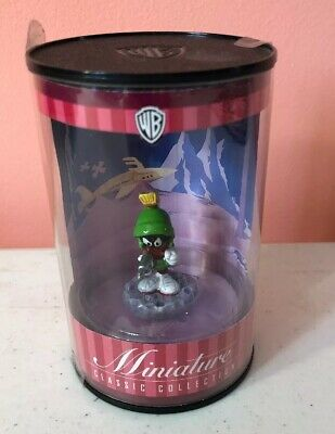 1999 Warner Bros Miniature Classic Collection Duck Dodgers Marvin The Martian