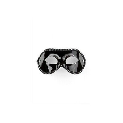 Mask For Party - Black bondage mask maschera fetish bdsm uomo donna