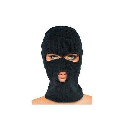 Home Invasion Hood bondage mask maschera fetish bdsm uomo donna
