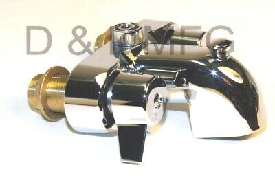 Clawfoot Tub Add A Shower Faucet Only #107/CO