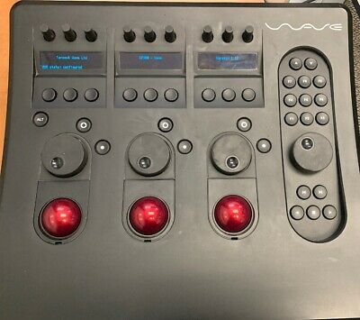 Tangent Wave CP-300 Color Grading Panel