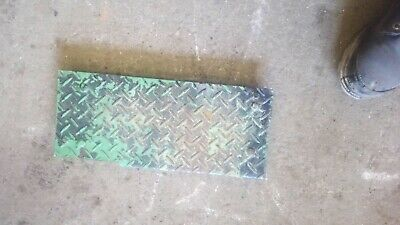 Yanmar YM1700 Tractor running board /foot step