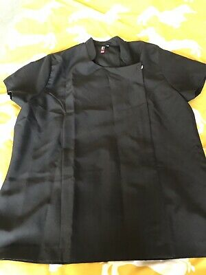 Size 22 Black Tunic Beauty/hairdresser