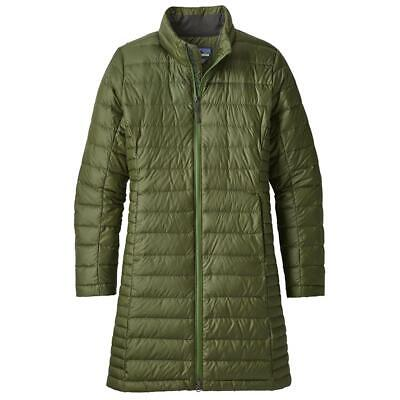 Patagonia Fiona Parka 28359 Nomg Woman 100% Feather Recycled
