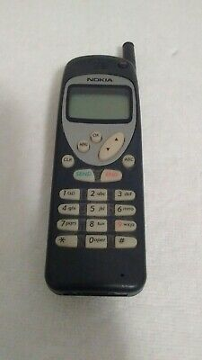 Vintage Nokia Cell Phone - Type: NHA-3NA - MODEL 252C - WORKING CONDITION!