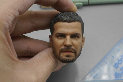 Head Sculpt for Minitimes M013 SIX-HALO SEALTEAM 1/6 Scale Action Figure