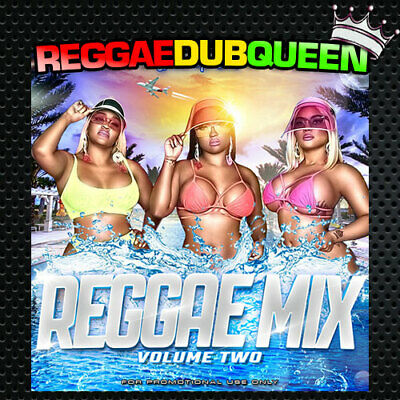 Reggae Mix Volume Two. Mix CD. August 2019