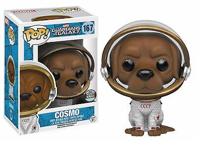 Funko POP Vinyl Marvel COSMO #167 Guardians of the Galaxy SPECIALTY SERIES