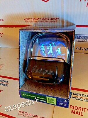 Disney Parks HAUNTED MANSION Hitchhiking Ghosts Talking Light Up DOOM BUGGY