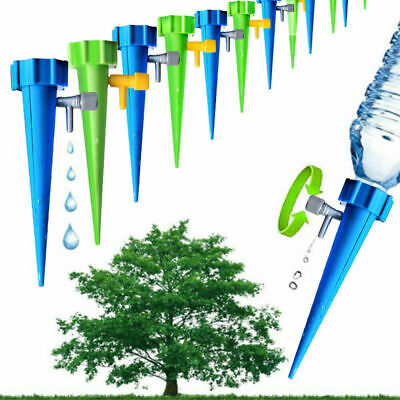12/6* Watering Spikes Device Automatic Plants Self Water Drip Irrigation System