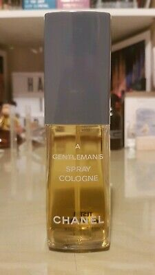 SALE Extremely Rare! Chanel A Gentleman's Spray 100ml Vintage