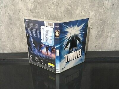 DVD The Thing John Carpenter
