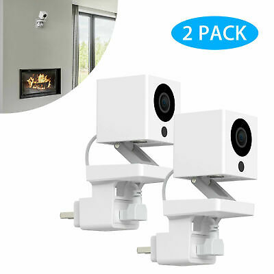 Wyze Cam Wall Mount,Security Surveillance Camera Outlet Wall Mount Stand Holder