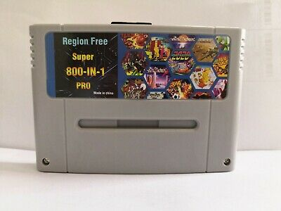 SUPER PRO China version for SNES with 8GB SD card 1000+game Free Shipping