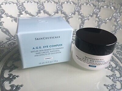 SkinCeuticals A.G.E. Eye Complex 0.5oz 15g BRAND NEW AND SEALED / 100% GENUINE!